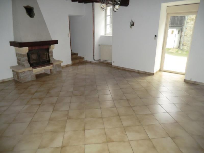 Sale house / villa La chapelle janson 88600€ - Picture 2