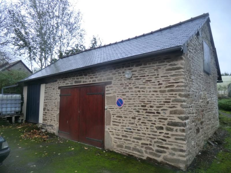 Vente maison / villa La chapelle janson 88600€ - Photo 6