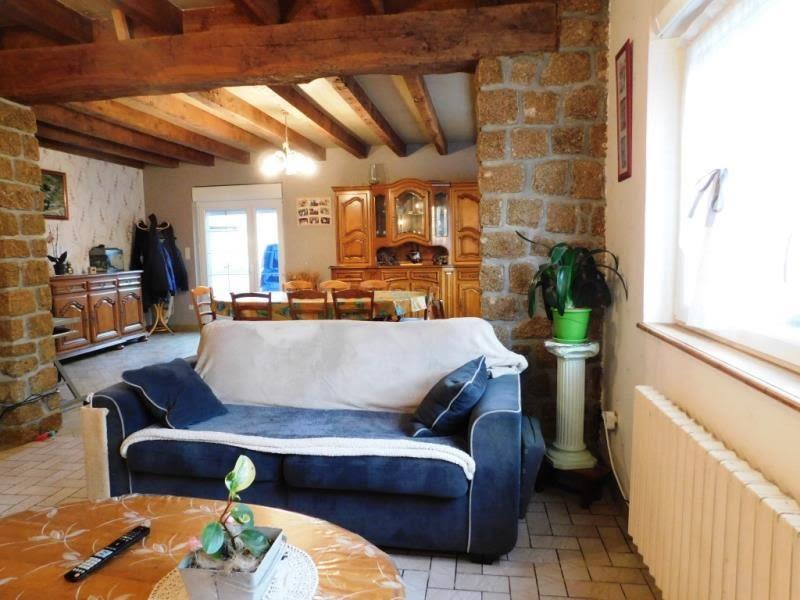 Vente maison / villa La bazouge du desert 92600€ - Photo 2