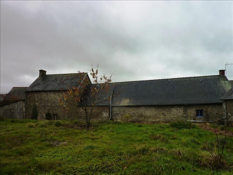 Sale house / villa St germain en cogles 114400€ - Picture 3
