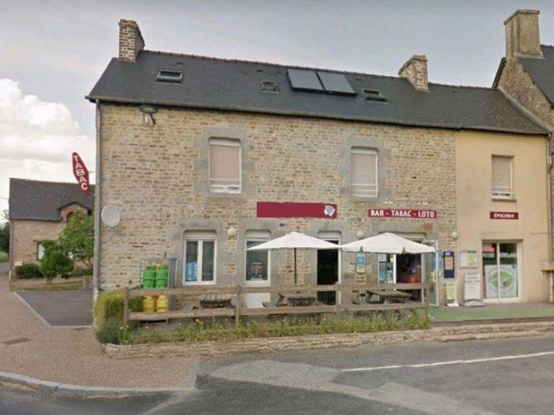 Commercial property sale shop Fougeres 58600€ - Picture 1