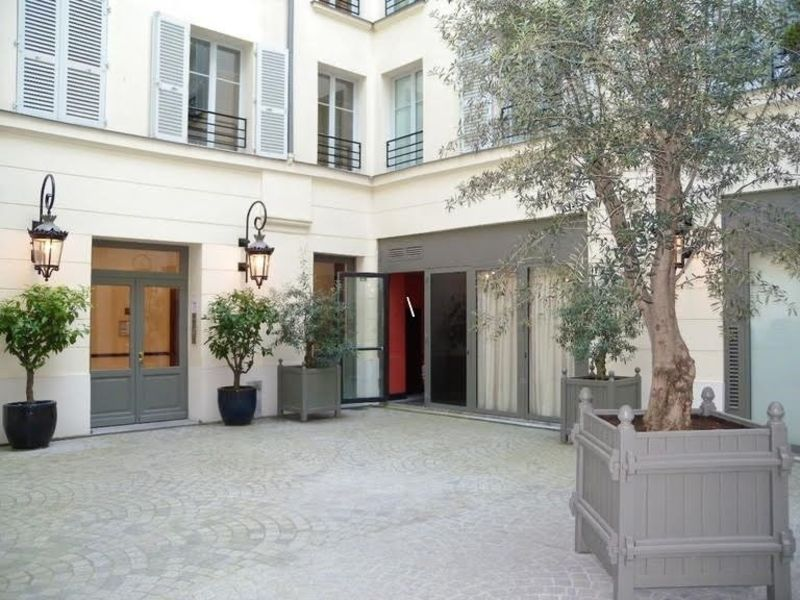 Rental apartment Paris 1er  - Picture 9