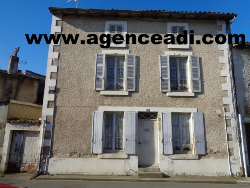 Vente maison / villa La mothe st heray 34600€ - Photo 1