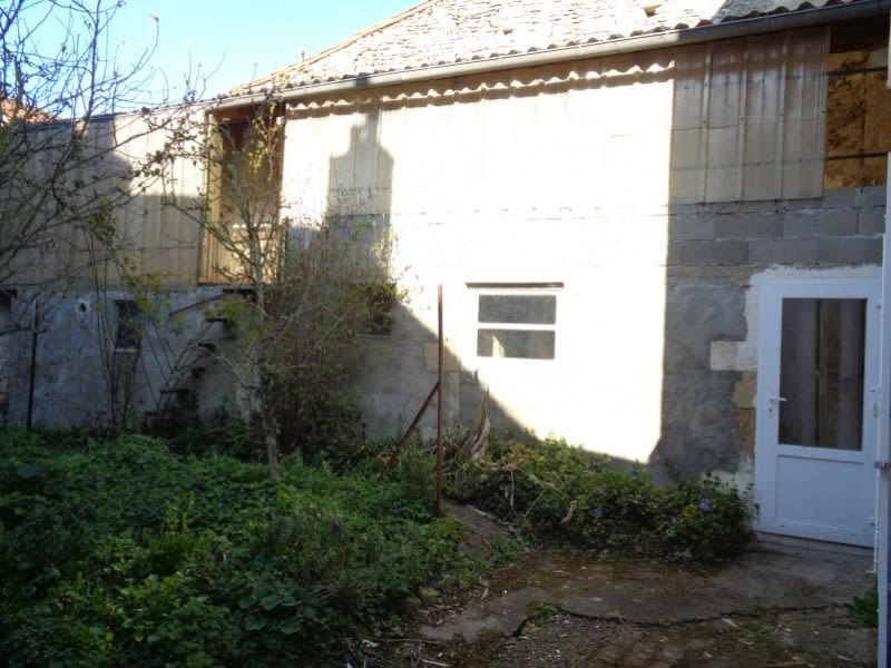 Vente maison / villa La mothe st heray 34600€ - Photo 3