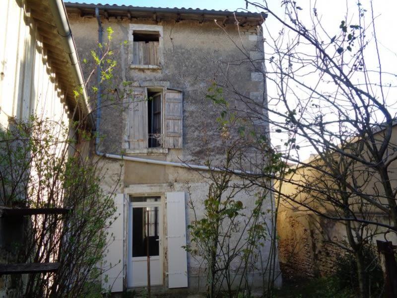 Vente maison / villa La mothe st heray 34600€ - Photo 4
