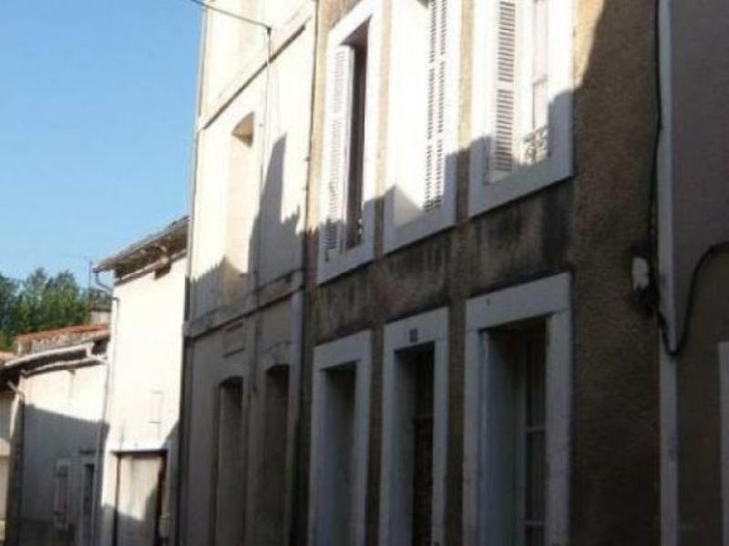 Vente maison / villa La mothe st heray 59 400€ - Photo 1