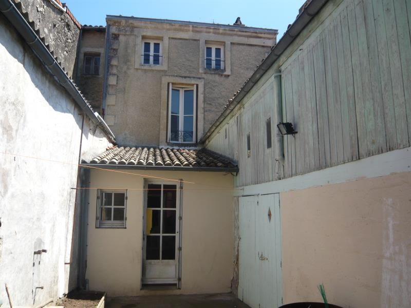 Vente maison / villa La mothe st heray 59 400€ - Photo 2
