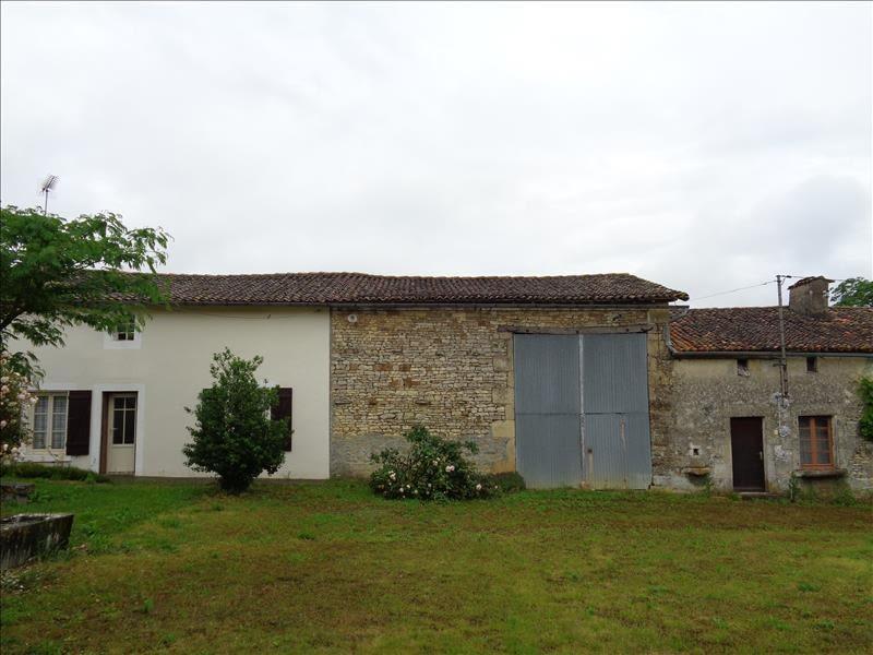 Vente maison / villa Exoudun 59400€ - Photo 2