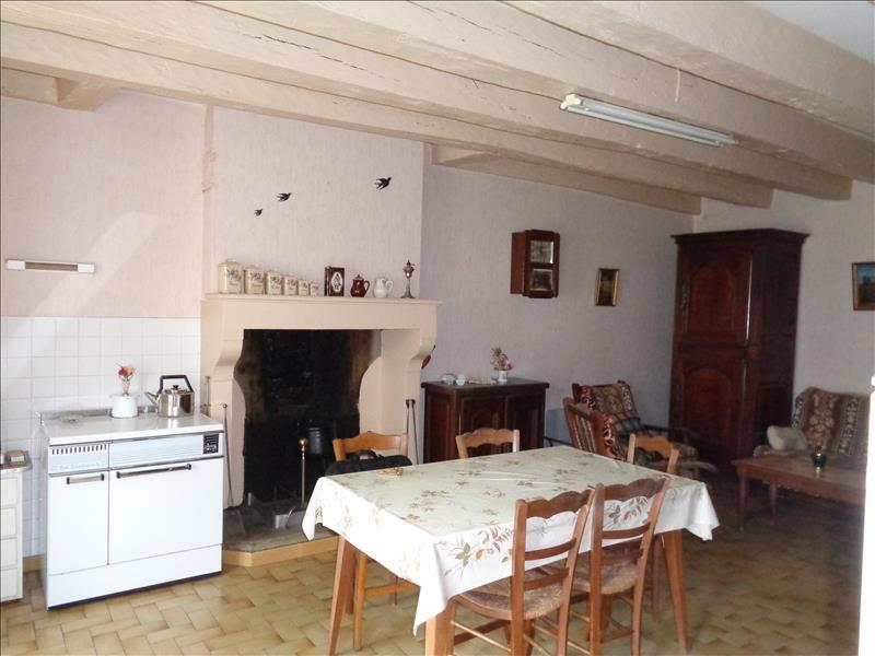 Vente maison / villa Exoudun 59400€ - Photo 3