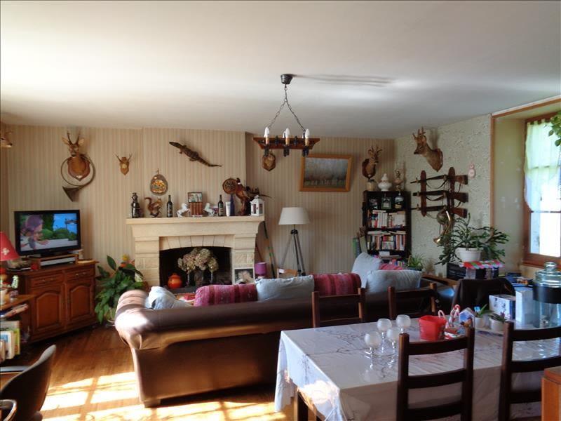 Vente maison / villa Lezay 124900€ - Photo 2