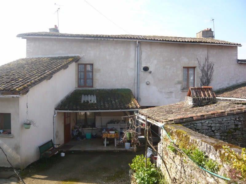 Vente maison / villa Exoudun 38400€ - Photo 1