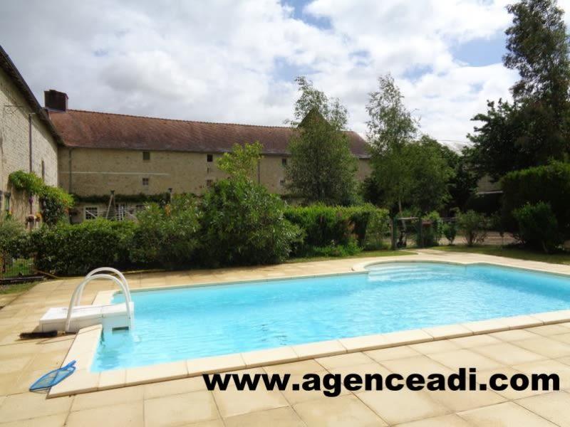 Vente maison / villa La mothe st heray 398600€ - Photo 1