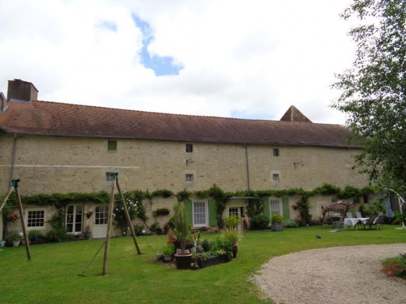 Vente maison / villa La mothe st heray 398600€ - Photo 2