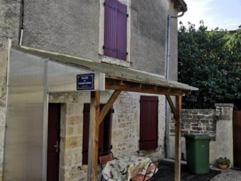 Vente maison / villa Exoudun 87900€ - Photo 1