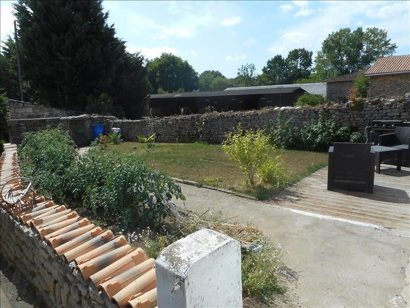 Vente maison / villa Exoudun 87900€ - Photo 2