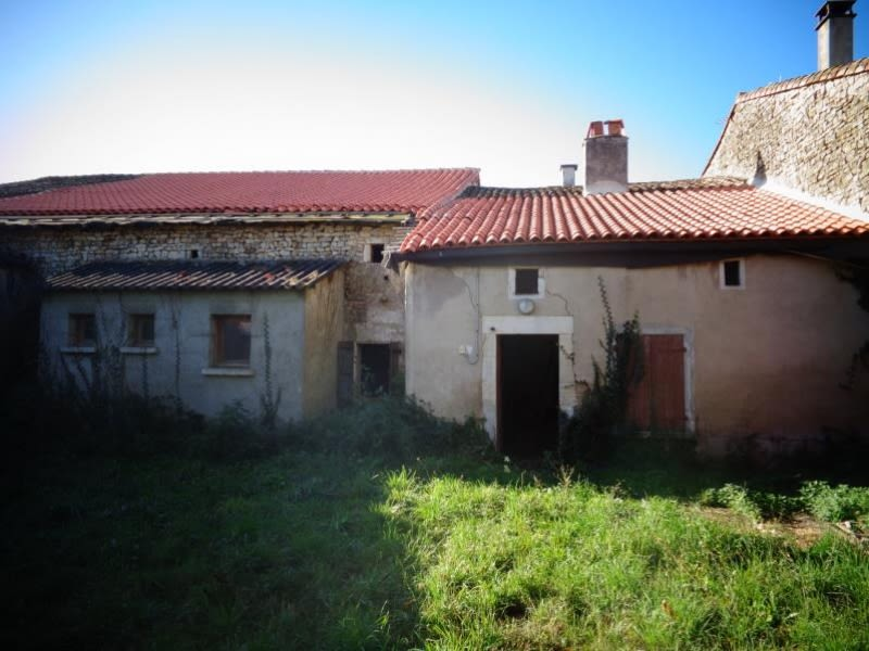 Vente maison / villa Pamproux 49 500€ - Photo 4