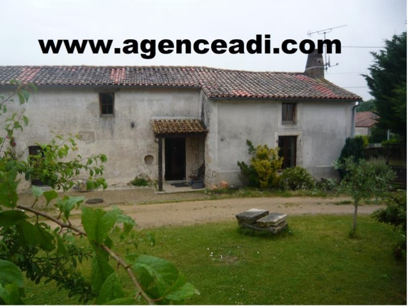 Vente maison / villa Bougon 84 700€ - Photo 1
