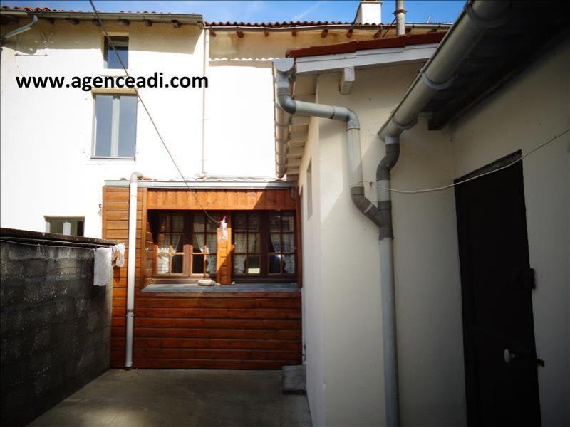 Vente maison / villa La mothe st heray 55000€ - Photo 1