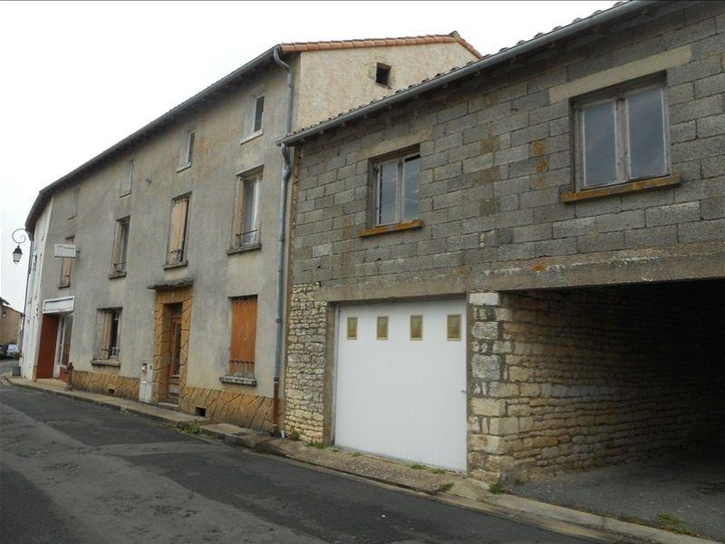 Vente maison / villa Pamproux 38500€ - Photo 1