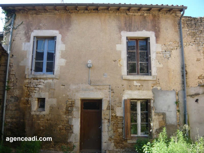 Vente maison / villa Exoudun 24 950€ - Photo 1
