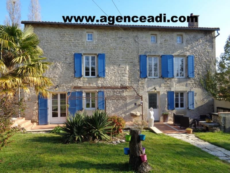 Vente maison / villa Auge 249 600€ - Photo 1