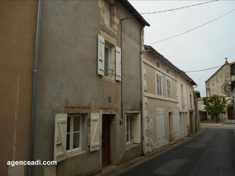 Vente maison / villa St maixent l ecole 49500€ - Photo 1