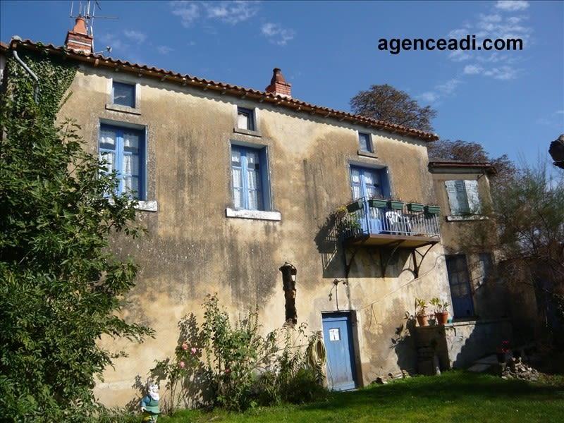 Vente maison / villa La mothe st heray 38500€ - Photo 2