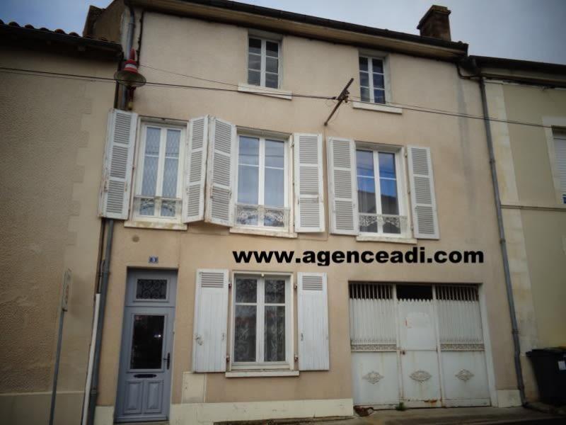 Vente maison / villa Pamproux 95400€ - Photo 1