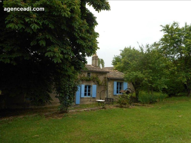Vente maison / villa Chenay 147000€ - Photo 1