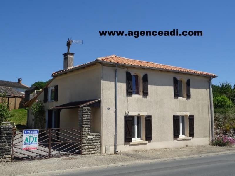 Vente maison / villa Nanteuil 95400€ - Photo 1