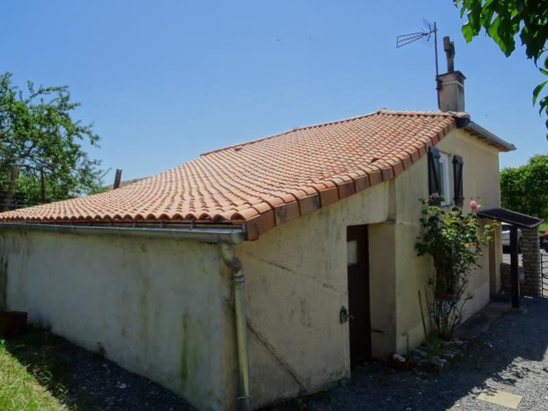 Vente maison / villa Nanteuil 95400€ - Photo 7