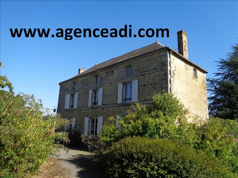 Vente maison / villa Beaussais 166 400€ - Photo 1