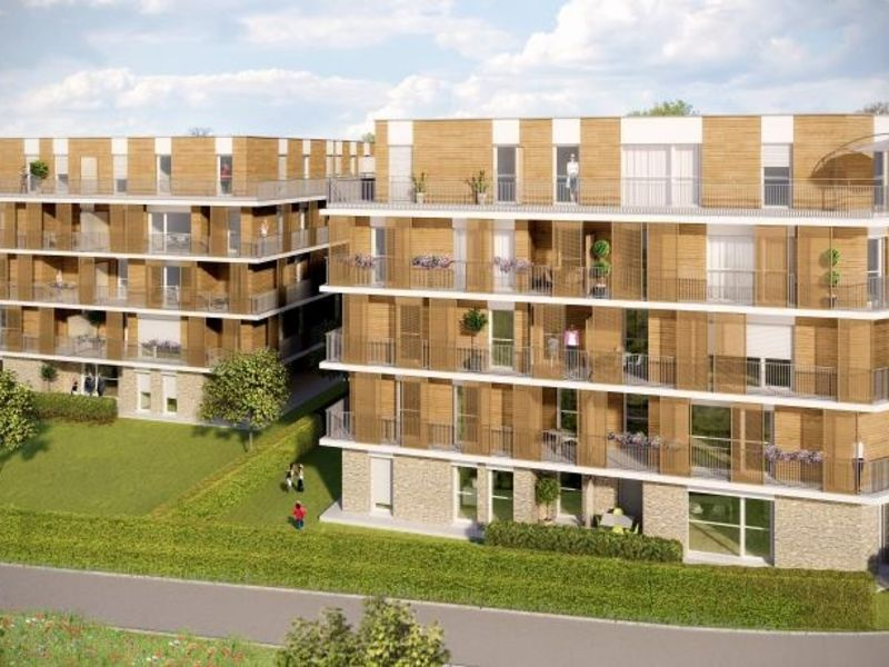 Vente appartement Soissons 76 115€ - Photo 1
