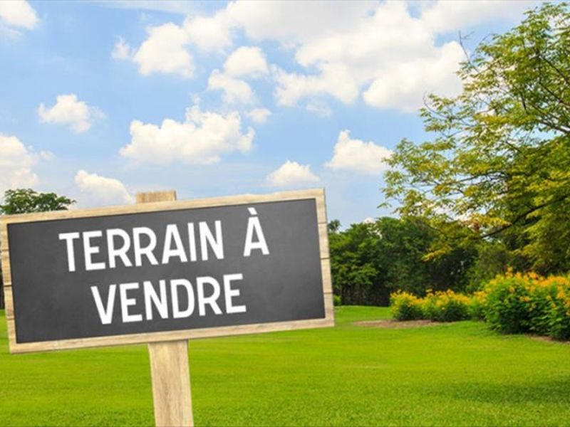 Vente terrain Soissons 35000€ - Photo 1