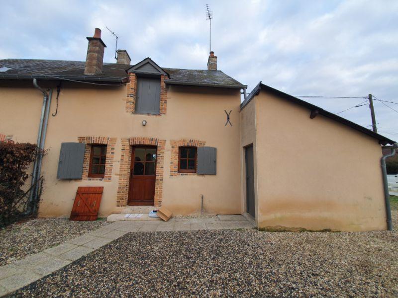 Location maison / villa Aubigny sur nere 446€ CC - Photo 1