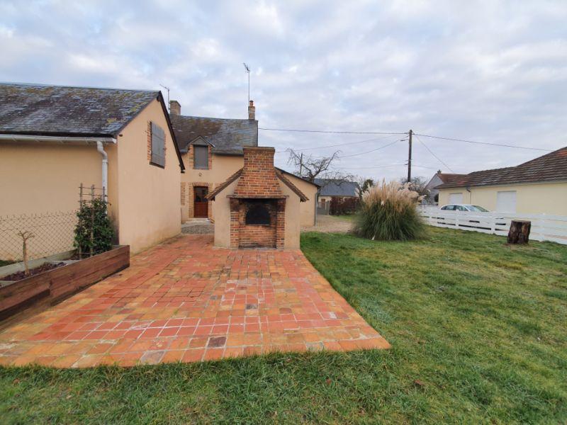 Location maison / villa Aubigny sur nere 446€ CC - Photo 2