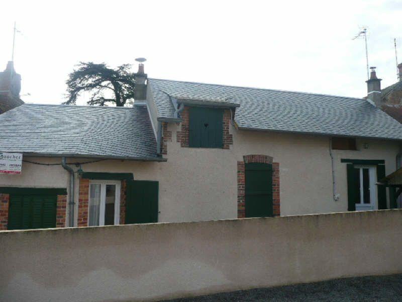 Location appartement Aubigny sur nere 436,97€ CC - Photo 1