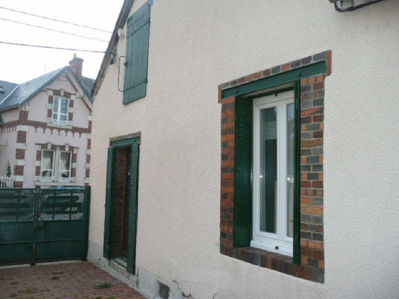Location appartement Aubigny sur nere 436,97€ CC - Photo 2