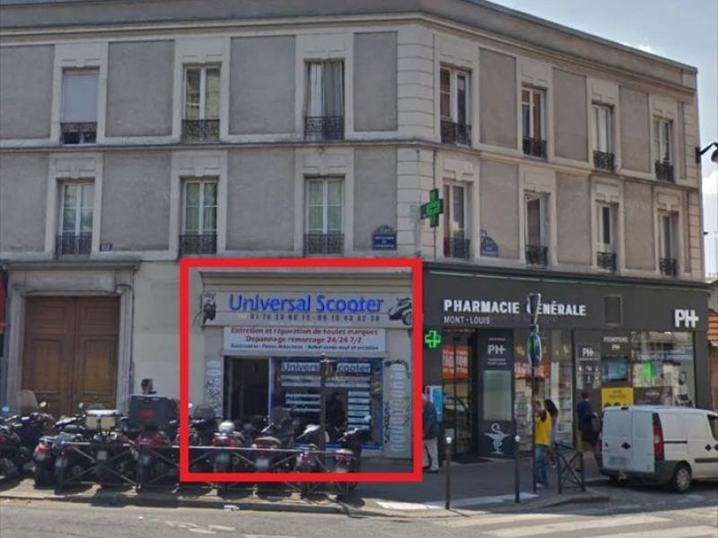 Vente bureau Paris 11 410000€ - Photo 1