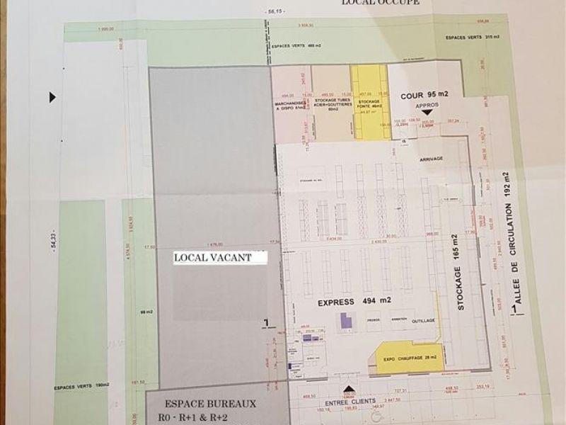 Sale office Meaux 1260000€ - Picture 1