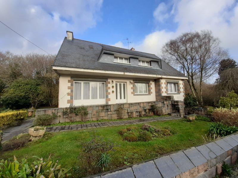 Vente maison / villa Gourin 123050€ - Photo 1