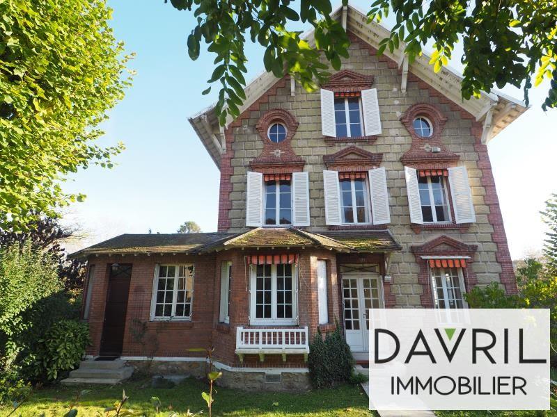 Vente de prestige maison / villa Andresy 1050000€ - Photo 1