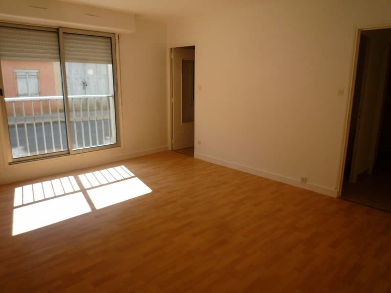 Rental apartment Moulins 290€ CC - Picture 1