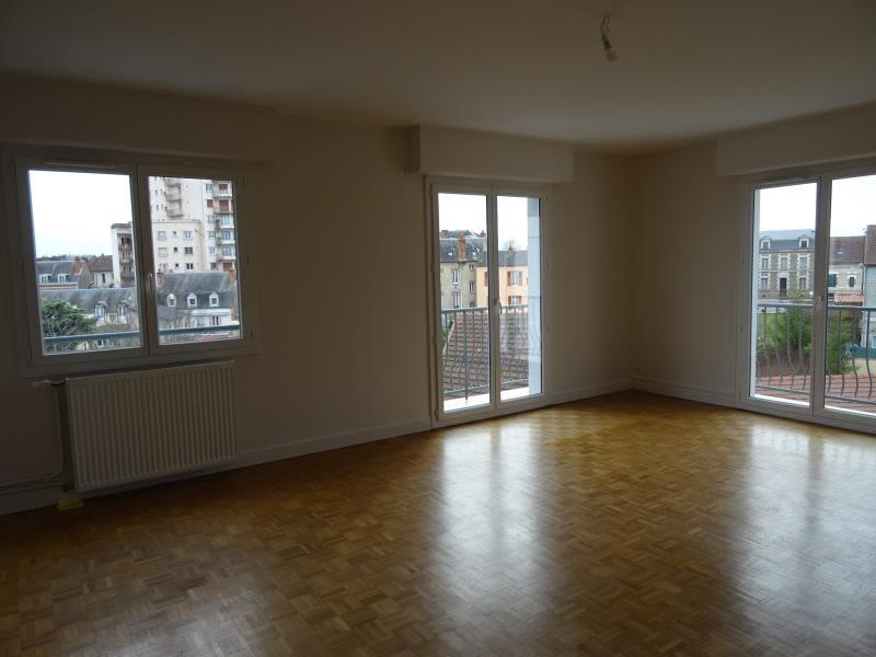 Rental apartment Moulins 550€ CC - Picture 2