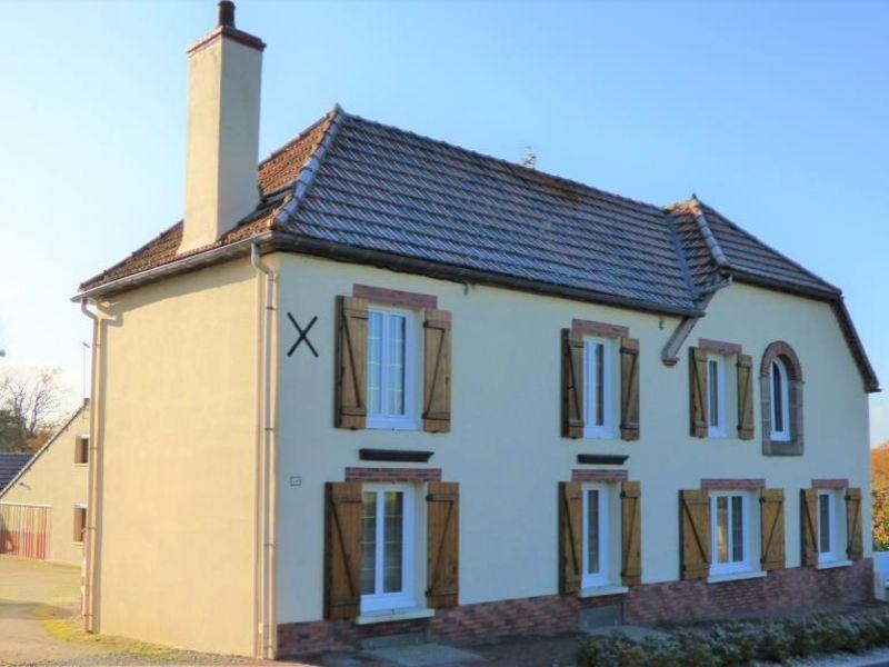 Sale house / villa Montbeugny 210000€ - Picture 1