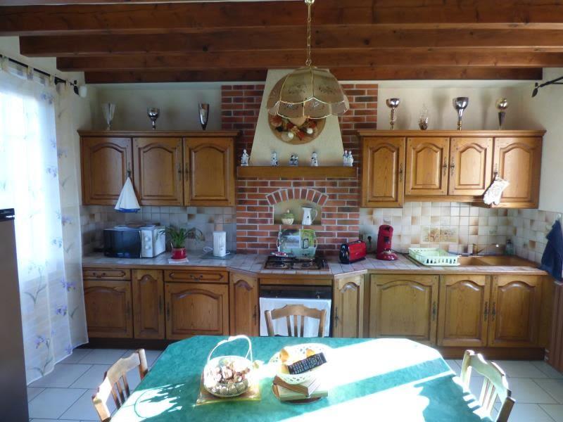Sale house / villa Montbeugny 210000€ - Picture 2