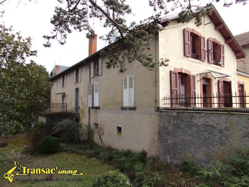 Vente maison / villa Pont de dore 130000€ - Photo 1
