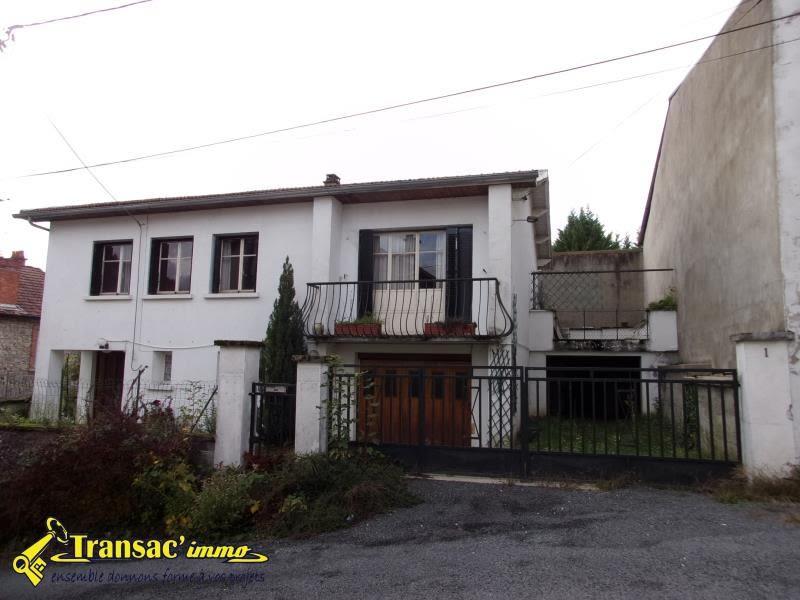 Sale house / villa La monnerie le montel 90000€ - Picture 1