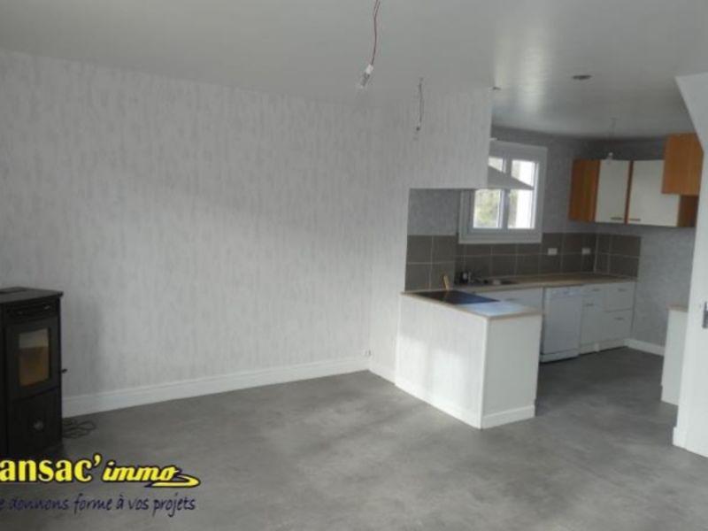 Sale house / villa Courpiere 128400€ - Picture 4