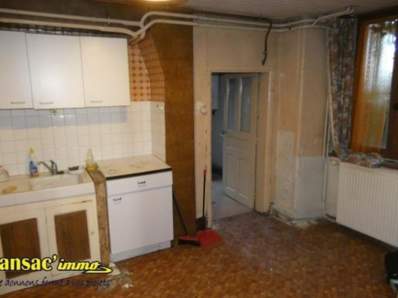 Vente maison / villa Olliergues 10 000€ - Photo 2